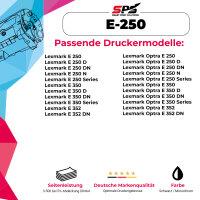 Kompatibel für Lexmark E 350 / E250A21E Toner Schwarz