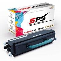 Kompatibel für Lexmark E 350 DN / E250A21E Toner Schwarz