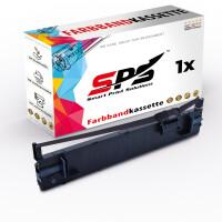 Kompatibel für Epson LQ 690 / C13S015610 Farbband Schwarz