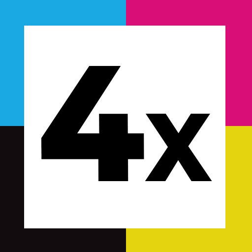 1 x Schwarz, Cyan, Magenta, Gelb