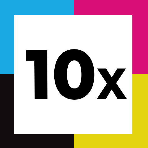 10er Set (4 x Schwarz/2 x Cyan/2 x Magenta/2 x Gelb)