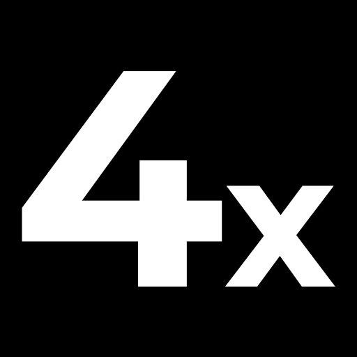 4x Stück