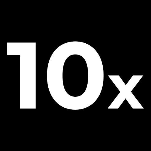 10x Stück
